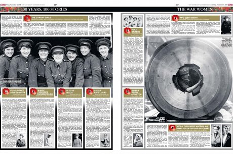 The Sun offers WW1 pullout to all UK schools