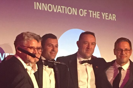 Deliver My Newspaper wins Innovation of the Year