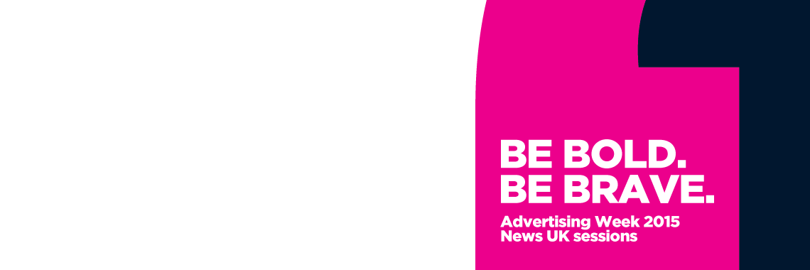 Advertising Week 2015 catch up: Watch all News UK sessions & see the reviews