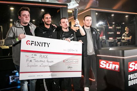 Gfinity and The Sun announce deal to grow eSports in UK