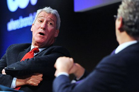 The Business of News: John Witherow in conversation with  Jeremy Paxman