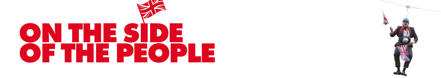 people's side