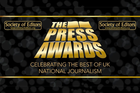 News UK wins 11 gongs at the British Press Awards