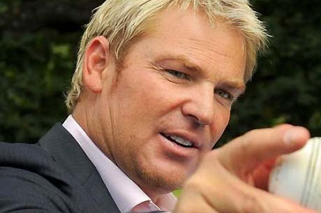 Cricket legend Shane Warne joins The Sunday Times with exclusive Ashes column