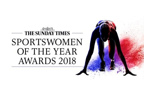 Shortlists announced for the Sunday Times Sportswomen of the Year Awards 2018