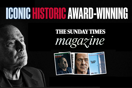 The Sunday Times Magazine - The Iconic Magazine gets a refresh