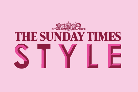 The Sunday Times Style Magazine - largest ever issue for London Fashion Week