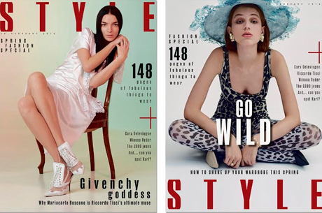 The Sunday Times' Style Magazine to publish its largest ever Spring issue