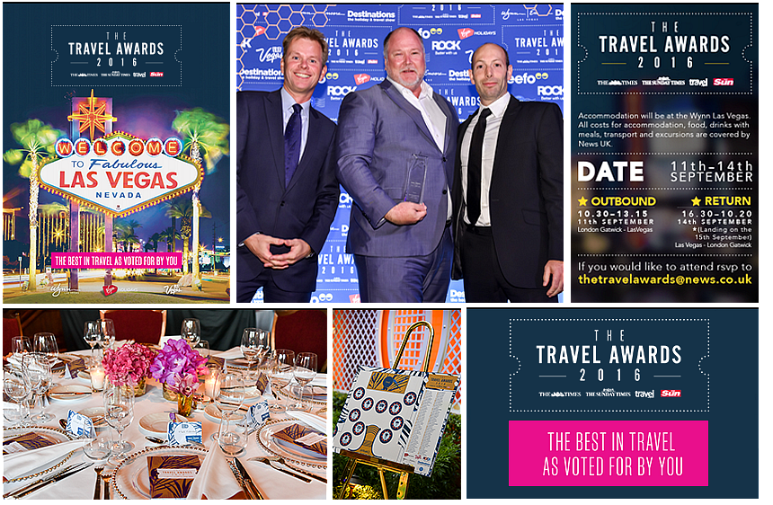 News UK Travel Awards
