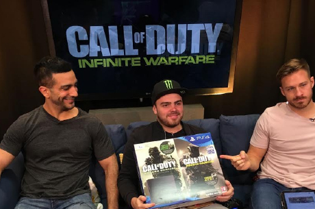 Facebook Live with Call of Duty Infinite Warfare