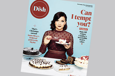 Candice Brown, Great British Bake Off winner, joins The Sunday Times
