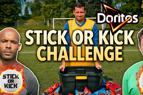 Doritos & Dream Team FC – Stick or Kick