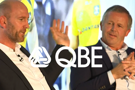QBE Rugby Q&As with Times+