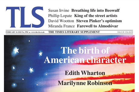 The TLS is the UK's fastest growing weekly magazine