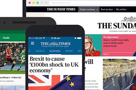Moving with The Times: How News UK survived digital transformation